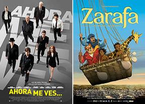 Intriga, drama, amor y animación llegan a los cines con los estrenos de la semana