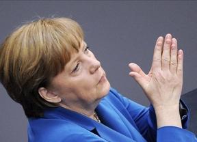 El precio que pone Merkel a los eurobonos: que los países cedan soberanía a la UE