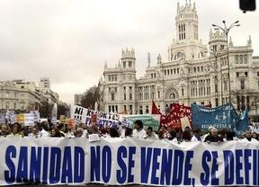 La 'marea blanca' se extiende, otras 15 ciudades se suman a Madrid