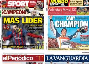 Cataluña presume de pilotos: el triplete en el mundial de Motociclismo, ¿catalán o español?