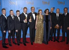Globos de Oro: 'Homeland' triunfa en los premios televisivos