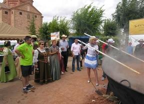 Villanueva de los Infantes reparte más de 8.500 raciones de pisto