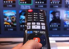 Un tercio de los televisores estará conectado a Internet en 2018