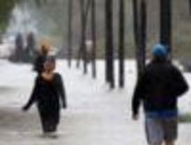 Llegan a 1.800 los afectados por el temporal en Rosario