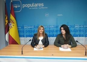 La diputada popular María del Olmo denuncia