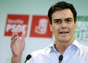 Pedro Sánchez se desmarca de Ferraz: no quiere ver al PP ni en pintura