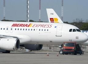 Iberia Express incrementa su flota de aviones