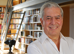Vanity Fair nombra a Vargas Llosa personaje del año