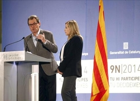 Mas proclama un 'éxito total' de la consulta al superarse los 2 millones de votantes y exige a Rajoy un reférendum