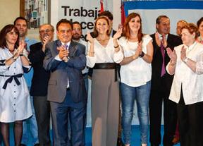 El candidato del PP de Valdepeñas compara a Cospedal con Juana de Arco