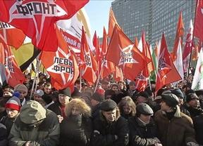 Los rusos se 'rebelan' tras conocer la corrupción electoral que llevó a Putin al poder
