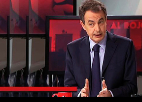 Zapatero, en su regreso a los medios, presume de cuentas: 'Es más conveniente no pedir el rescate'