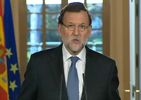 Rajoy llama a su euforia 'realismo'