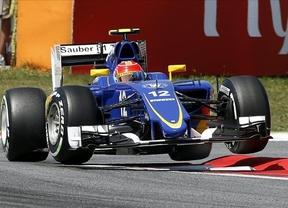 El alemán Nico Rosberg logra la 'pole' en el GP de España de F1