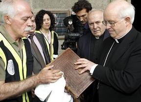 Códice Calixtino: el electricista sustrajo cosas de la Catedral 'todos los días' durante 10 años