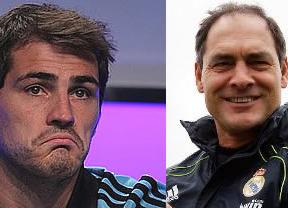 La verdadera razón de la suplencia de Iker Casillas: su mala relación con Silvino Louro, técnico de porteros