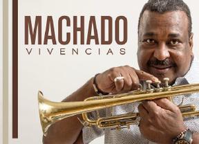 El genial trompetista Manuel Machado nos regala sus 'Vivencias', una suma enorme de músicas