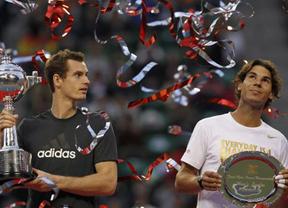Murray amenaza el tercer puesto de Nadal en la lista ATP que sigue encabezando Federer