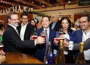 Page encargará a Fenavin organizar la promoción del conjunto del vino de Castilla-La Mancha