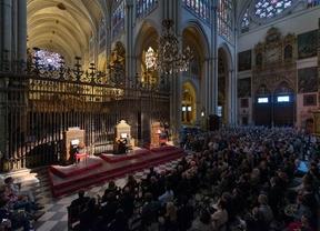La Catedral de Toledo acoge este sábado la tercera, y última, Batalla de Órganos
