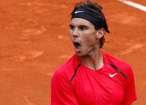 Roland Garros: Nadal se mete en octavos sin dar opciones a Schwank (6-1, 6-3, 6-4)