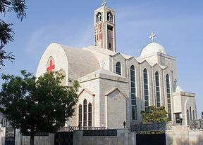 El futuro de la Iglesia copta ortodoxa, en las manos de un niño