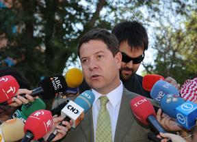 García-Page pide a los toledanos que se vuelquen con el IV Centenario de El Greco