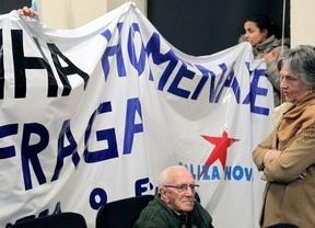 Boicot a un homenaje a Fraga