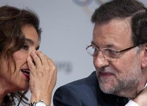 Ana Botella desafía a Rajoy al acudir a la manifestación contra el Gobierno por no reformar la Ley del aborto