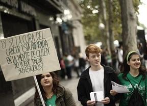 Jornada de huelga en la enseñanza contra la LOMCE
