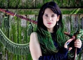 Doblete de Cristina Pato en España: será música y ponente en la edición del TED Madrid