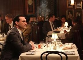 'Mad Men' sigue a 'Breaking Bad' y divide en dos partes su última temporada