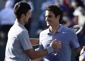 Djokovic logra su tercera corona de Indian Wells tras vencer a Federer