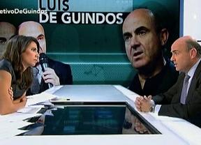 Comienza el 'show' de las matizaciones: ahora De Guindos puntualiza que todavía no se ha dejado atrás la crisis
