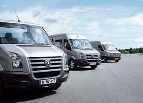 Las ventas de vehículos comerciales en Europa aumentan un 7,6% en 2014