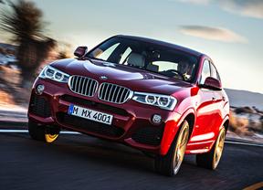 BMW pone a la venta en el mercado español el nuevo X4, con diseño deportivo y nuevas tecnologías