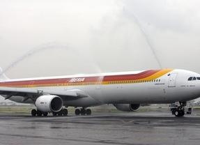 La nueva jornada de huelga obliga a Iberia a cancelar 127 vuelos