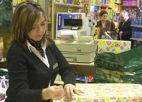 Un regalo por Navidad: 641.000 empleos temporales en tres meses