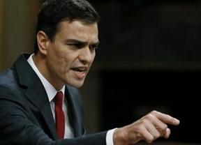 Pedro Sánchez sigue batallando contra Podemos: les acusa de