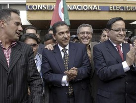 La Fiscalía de Colombia propone investigar a Piedad Córdoba y a nueve ciudadanos colombianos, ecuatorianos y venezolanos por sus vínculos con las FARC
