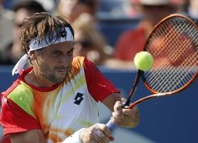 David Ferrer encabeza otra buena jornada española en el Open USA: cinco victorias y dos derrotas