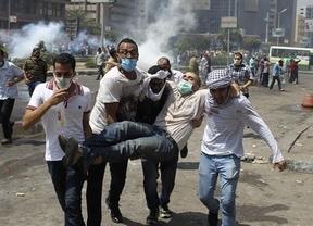 La tensión crece en Egipto: los sangrientos enfrentamientos dejan 525 muertos y 2.926 heridos
