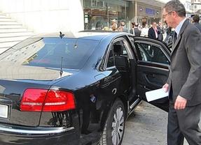 Los coches oficiales, sin chóferes, cuestan al Estado 63 millones de euros al año