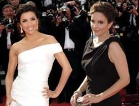 Tina Fey y Eva Longoria son las mejor pagadas de la TV