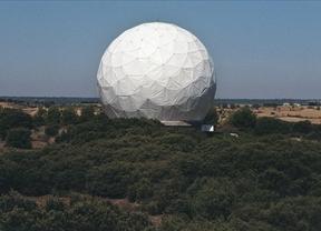 Ana Pastor y Cospedal inauguran en nuevo radiotelescopio de Yebes