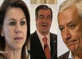 Todos pendientes del juzgado este martes: Cascos y Arenas declararán sobre el 'caso Bárcenas'