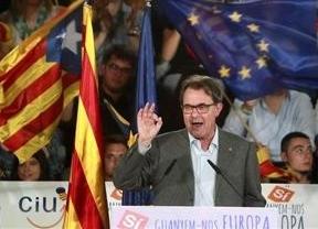 La Generalitat filtra oportunamente, a dos días de las elecciones, que ya tiene presupuestadas las urnas de la consulta soberanista del 9-N