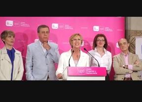 UPyD se resquebraja en Europa
