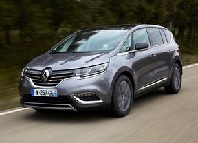 Renault lanza el nuevo Espace, con características de crossover, berlina y monovolumen