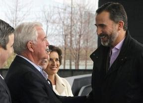 Madrid 2020: El Príncipe Felipe defiende ante el COI el compromiso de España contra el dopaje